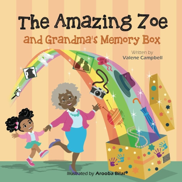 The Amazing Zoe by Valene Campbell