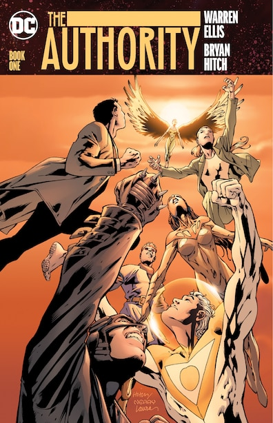 The Authority Book One by Warren Ellis