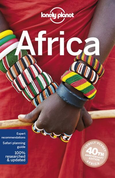 Lonely Planet Africa 14 14th Ed.: 14th Edition by ANTHONY HAM