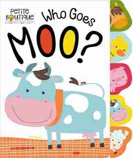 Petite Boutique Who Goes Moo? by Na