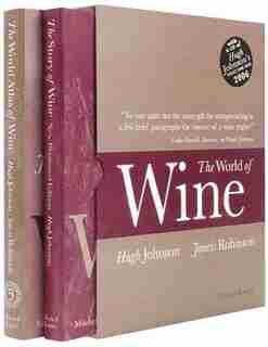 The World of Wine de Hugh Johnson