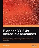 Blender 3D 2.49 Incredible Machines by Allan Brito