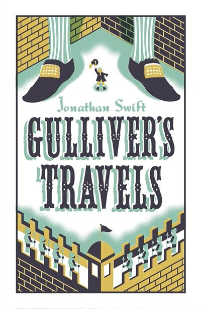 Gulliver's Travels by Joanathan Swift