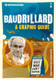 Introducing Baudrillard: A Graphic Guide by Chris Horrocks