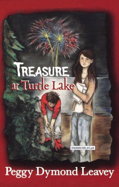 Treasure At Turtle Lake by Peggy Dymond Leavey
