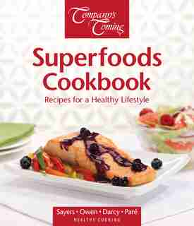 SuperFoods Cookbook: Recipes For A Healthy Lifestyle by Jean Pare