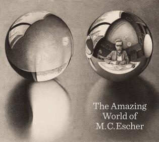 M. C. Escher de Micky Piller