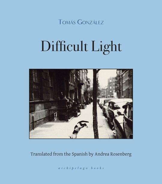 Difficult Light de Tomas Gonzalez