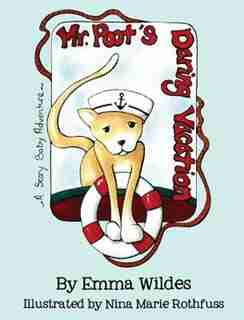 Mr. Poot's Daring Vacation [A Scary Baby Adventure] by Emma Wildes
