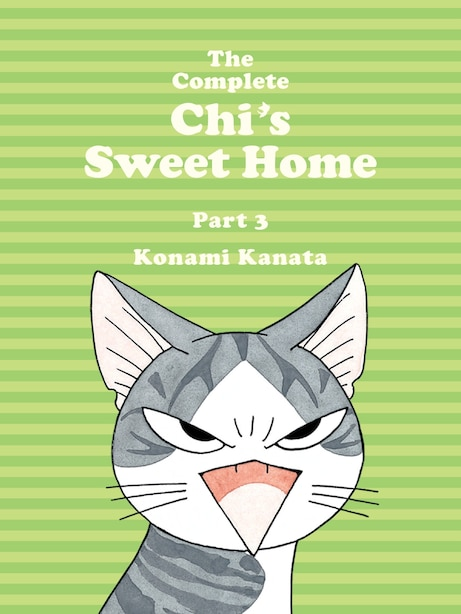 The Complete Chi's Sweet Home, 3 by Konami Kanata