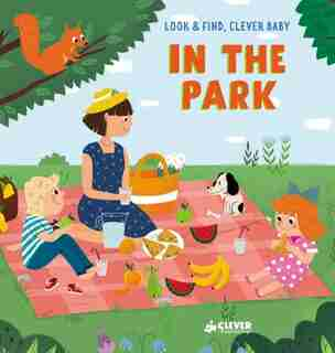 In The Park by Svetlana Clever Publishing