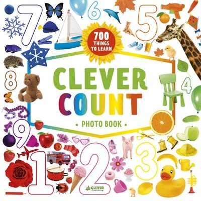 CLEVER COUNT 700 THINGS: 700 Things To Count by Na