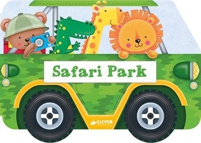 Safari Park by Nick Ackland