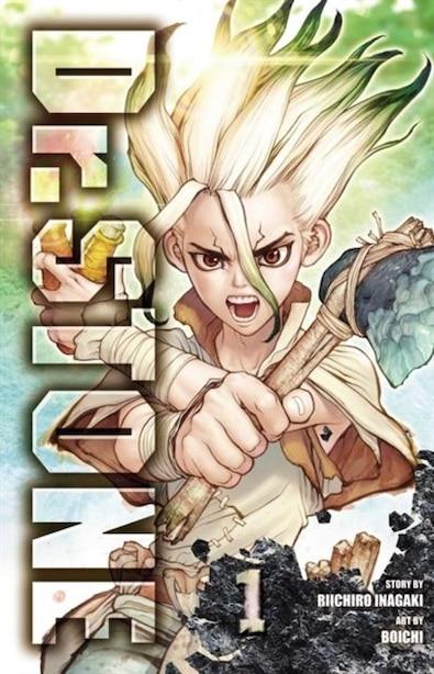 Dr. Stone, Vol. 1 by Riichiro Inagaki