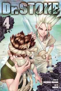 Dr. STONE, Vol. 4: Senku's Lab by Riichiro Inagaki