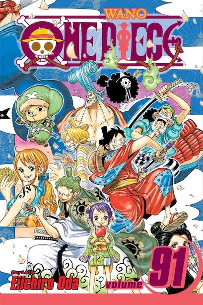 One Piece, Vol. 91: Adventure In The Land Of Samurai by Eiichiro Oda