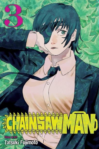 Chainsaw Man, Vol. 3 de Tatsuki Fujimoto