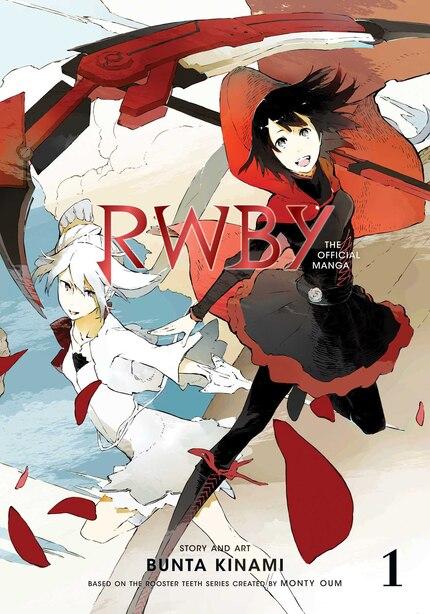 Rwby: The Official Manga, Vol. 1: The Beacon Arc by Bunta Kinami