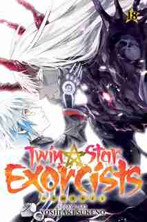 Twin Star Exorcists, Vol. 18: Onmyoji by Yoshiaki Sukeno