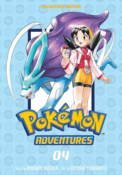 Pokémon Adventures Collector's Edition, Vol. 4 de Hidenori Kusaka