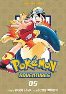 Pokémon Adventures Collector's Edition, Vol. 5 de Hidenori Kusaka