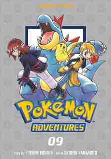 Pokémon Adventures Collector's Edition, Vol. 9 by Hidenori Kusaka