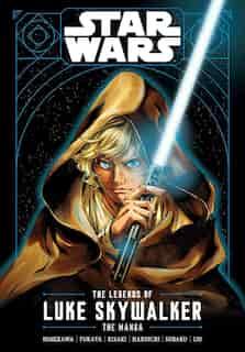 Star Wars: The Legends of Luke Skywalker-The Manga