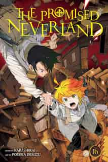 The Promised Neverland, Vol. 16 by Kaiu Shirai