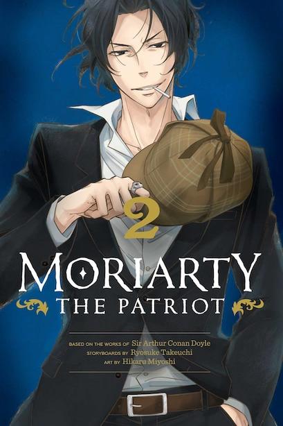 Moriarty the Patriot, Vol. 2 by Ryosuke Takeuchi