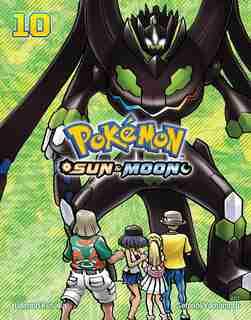 Pokémon: Sun & Moon, Vol. 10 by Hidenori Kusaka