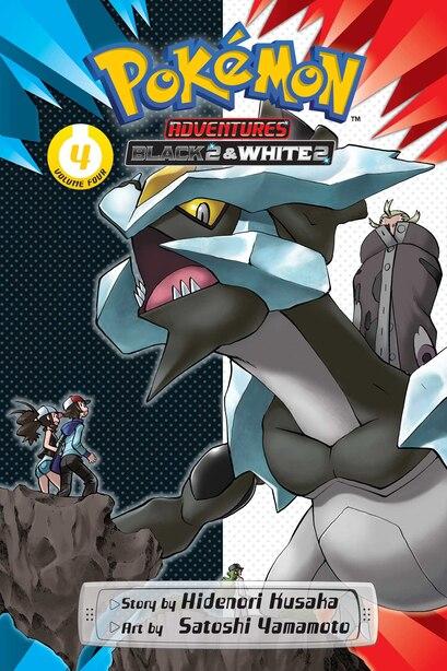 Pokémon Adventures: Black 2 & White 2, Vol. 4 de Hidenori Kusaka