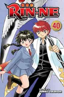 RIN-NE, Vol. 40 by RUMIKO TAKAHASHI