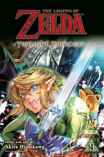 The Legend of Zelda: Twilight Princess, Vol. 9 by Akira Himekawa