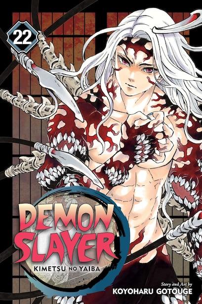 Demon Slayer: Kimetsu no Yaiba, Vol. 22 by Koyoharu Gotouge