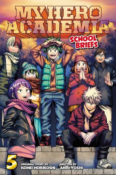 My Hero Academia: School Briefs, Vol. 5 by Anri Yoshi
