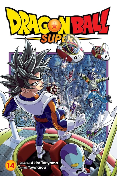 Dragon Ball Super, Vol. 14 by Akira Toriyama