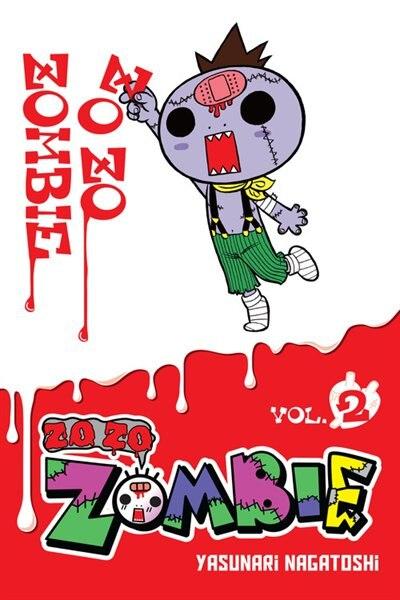 Zo Zo Zombie, Vol. 2 by Yasunari Nagatoshi