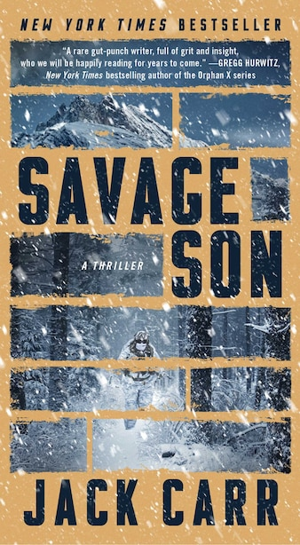 Savage Son: A Thriller by Jack Carr