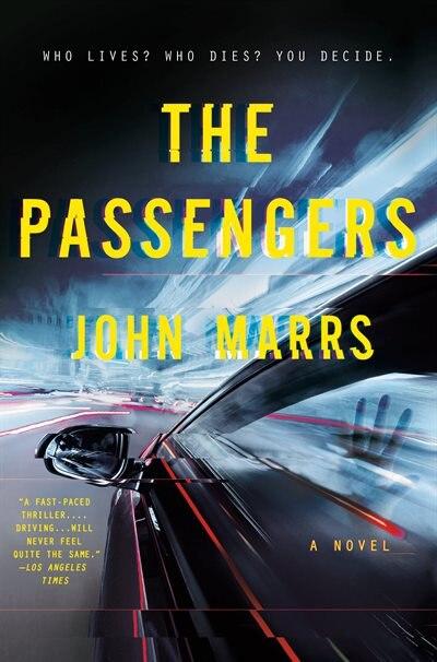 The Passengers by John Marrs