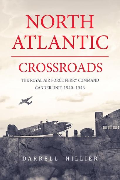 North Atlantic Crossroads by Darrell Hillier
