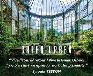 Green urbex : le monde sans nous by Romain Veillon