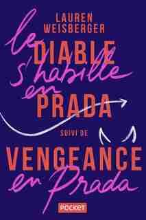 LE DIABLE S'HABILLE EN PRADA + VENGEANCE EN PRADA  2EN1 de Lauren Weisberger