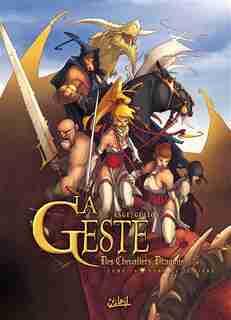 GESTE DES CHEVALIERS 10 de GUITON+ANGE