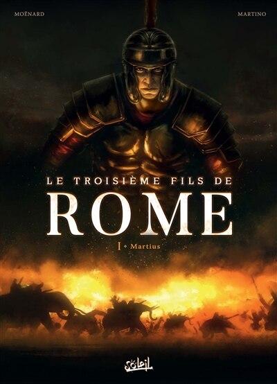 3EME FILS DE ROME T01 by Stéphane Paitreau