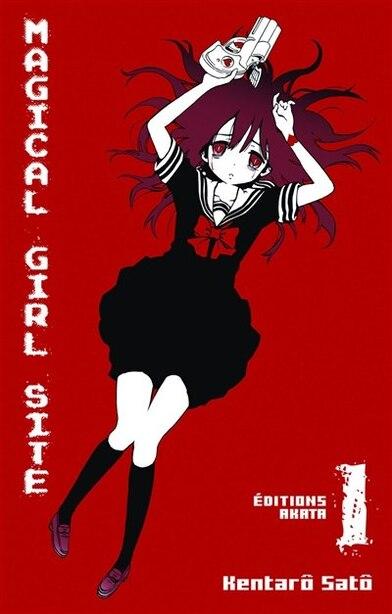 MAGICAL GIRL SITE T01 by Kentaro Sato