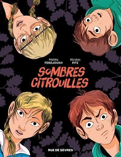 SOMBRES CITROUILLES by Nicolas Pitz