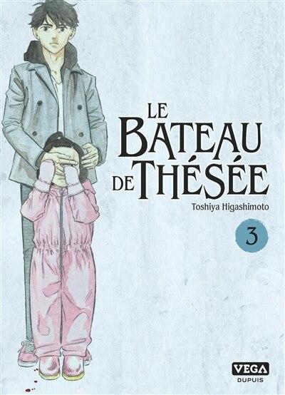 Le Bateau De Thésée 03 de Toshiya Hogashimoto