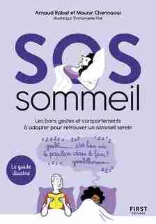 SOS insomnies de Arnaud Rabat