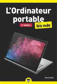 L'ordinateur portable pour les nuls de Dan Gookin