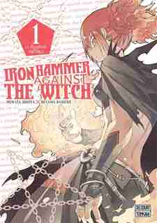 Iron hammer against the witch t01 by Shinya Murata